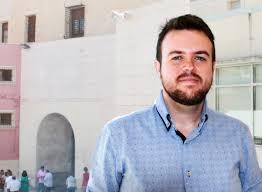 El concejal de Palmeral, Antonio García