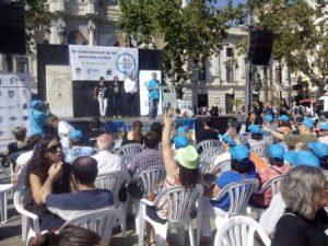 Más de mil asistentes al Día Internacional de las Personas Sordas