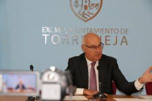 El vicepresidente del Patronato Municipal de Habaneras de Torrevieja, Domingo Soler
