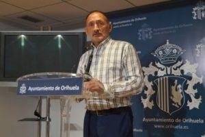 El portavoz adjunto del Equipo de Gobierno, Rafael Almagro