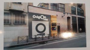 Nueva Fachada Cines Odeon