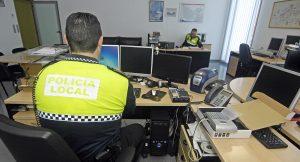 11/05/2016 ALICANTE ELCHE DEPENDENCIA DE LA POLICA LOCAL DE ELCHE  FOTO: DANIEL MADRIGAL