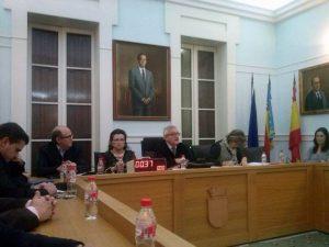 Pleno del Ayuntamiento de Crevillente