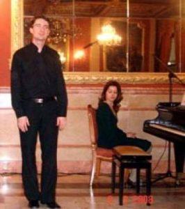 Pedro Valero Abril piano