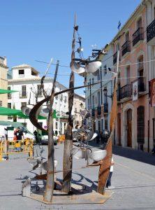 I Encuentro Nacional de Forjadores en Castalla