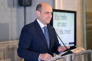 El alcalde de Alicante, Gabriel Echávarri