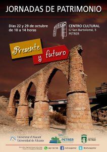 jornadas_patrimonio_petrer_cartel