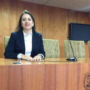 La portavoz adjunta de C's en el Ayuntamiento de Alicante, Yaneth Giraldo