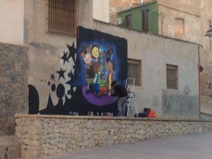 haciendo-graffiti-rambla