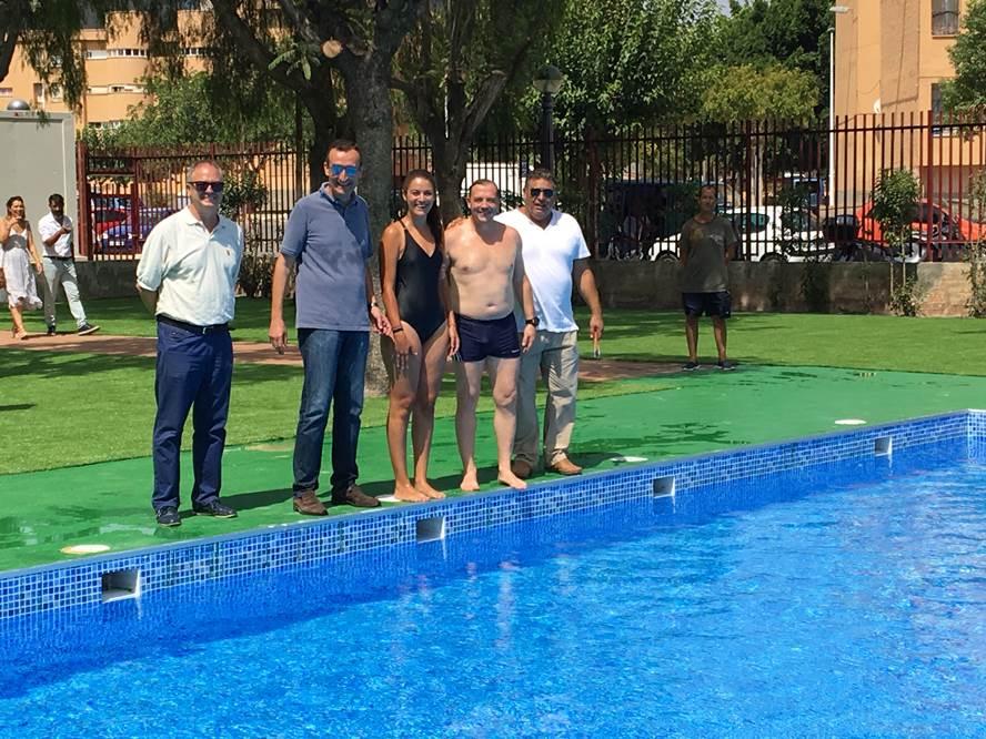 Campa a de verano en las piscinas municipales alicantehoy for Piscinas municipales elche