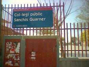 colegio Sanchís Guarner