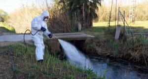 Medio Ambiente refuerza los trabajos de control de mosquitos