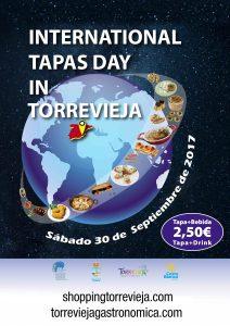 29 establecimientos participarán en el II internacional Tapas Day que se celebrará el 30 de septiembre