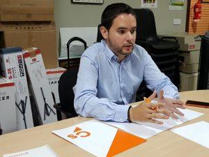 Ciudadanos recoge propuestas de la Federación de Asociaciones de Vecinos