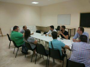 Reunión de Ciudadanos Elche con las Asociaciones de Vecinos de Torrellano