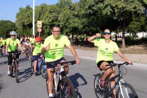 XI Marcha cicloturista Peña de las Águilas