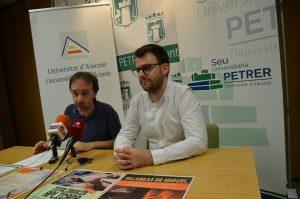 La Sede Universitaria de Petrer presenta su nueva programación cultural