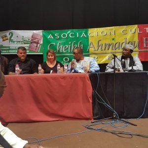 Los senegaleses de Torrevieja celebran su festividad
