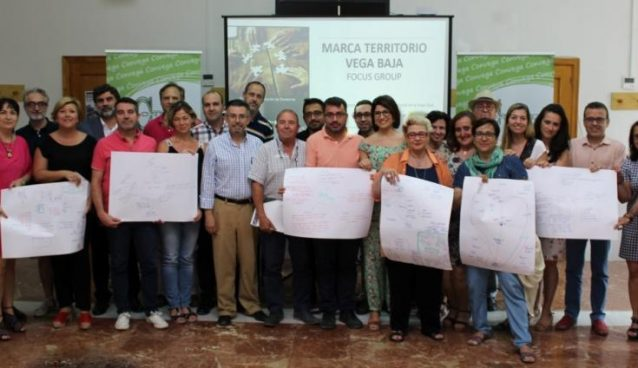 Grupo de trabajo Jacarilla