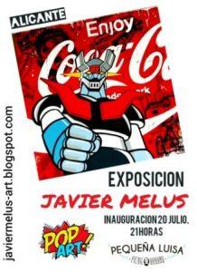 Pop Art Javier Melus