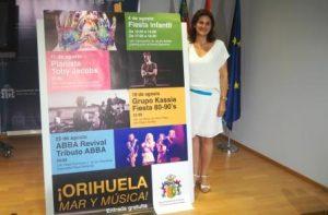 Orihuela Mar y Música