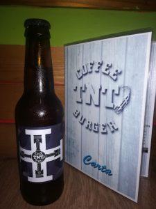 TNT: Una cerveza única