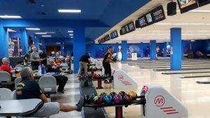 Open 2018 bowling