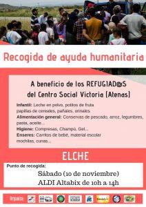 Recogida Humanitaria