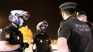 policía alicante