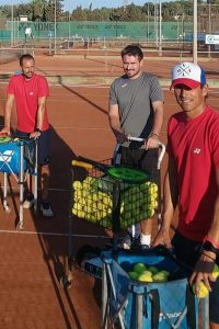 tenis alto rendimiento